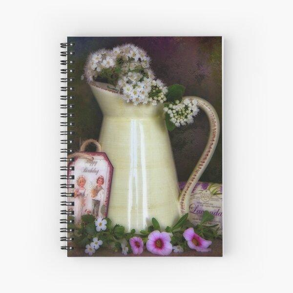 Lavendel Spiral Notebook