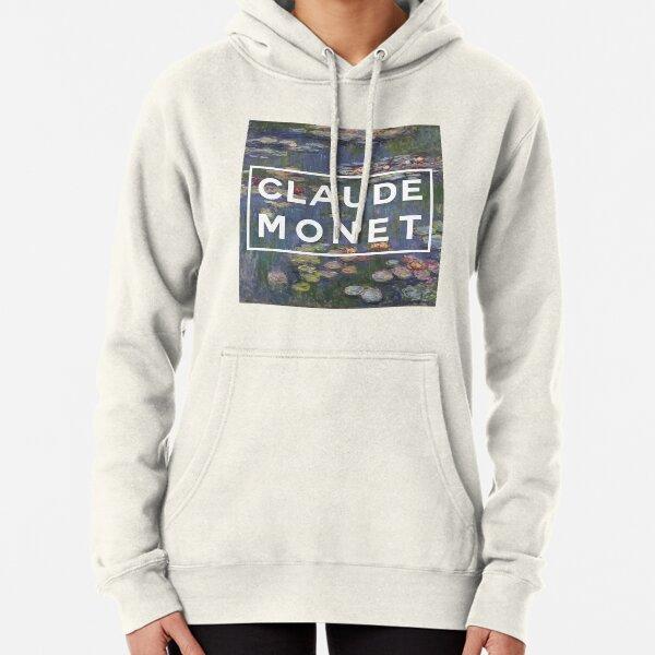 Claude Monet Pullover Hoodie