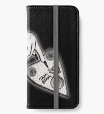 Planchette and Hand of the Wise - Tam Infra Quam Supra iPhone Wallet/Case/Skin
