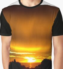 Backbeach  Graphic T-Shirt