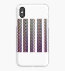 Psychic Stripes iPhone Case/Skin