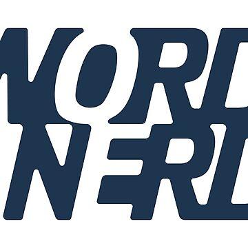 Word Nerd by zaxart