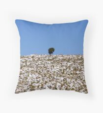 MINERAL, KALYMNOS, DODECANESE Throw Pillow