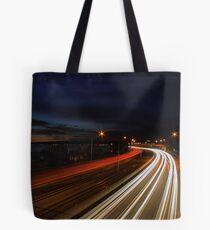 Kwinana Freeway - Western Australia  Tote Bag