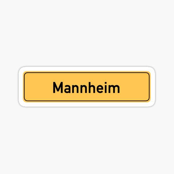 Mannheim Sticker