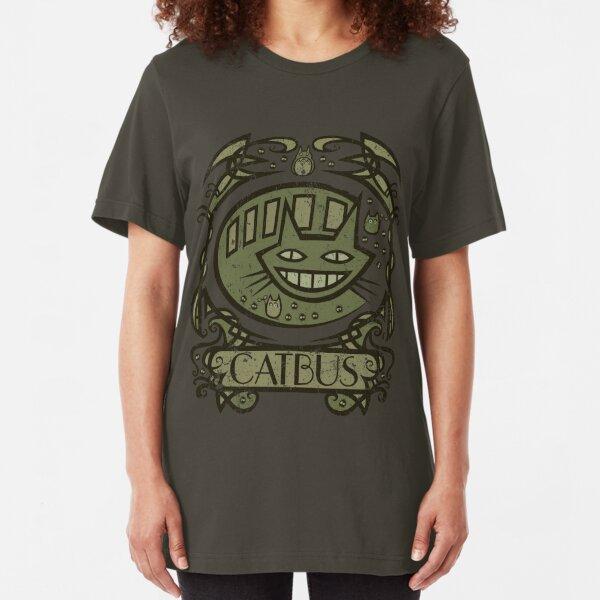 Catbus Nouveau Slim Fit T-Shirt