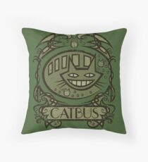 Catbus Nouveau Floor Pillow