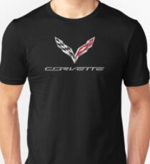 Corvette T shirt Logo Original Official  Unisex T-Shirt
