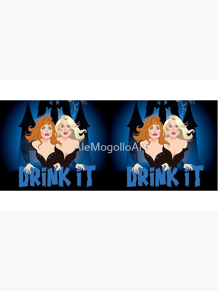 Drink it! by AleMogolloArt