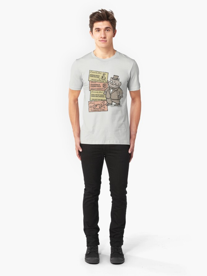 Alternate view of Fat Cat Slim Fit T-Shirt