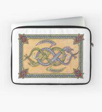 Celtic Infinity Dragons Laptop Sleeve