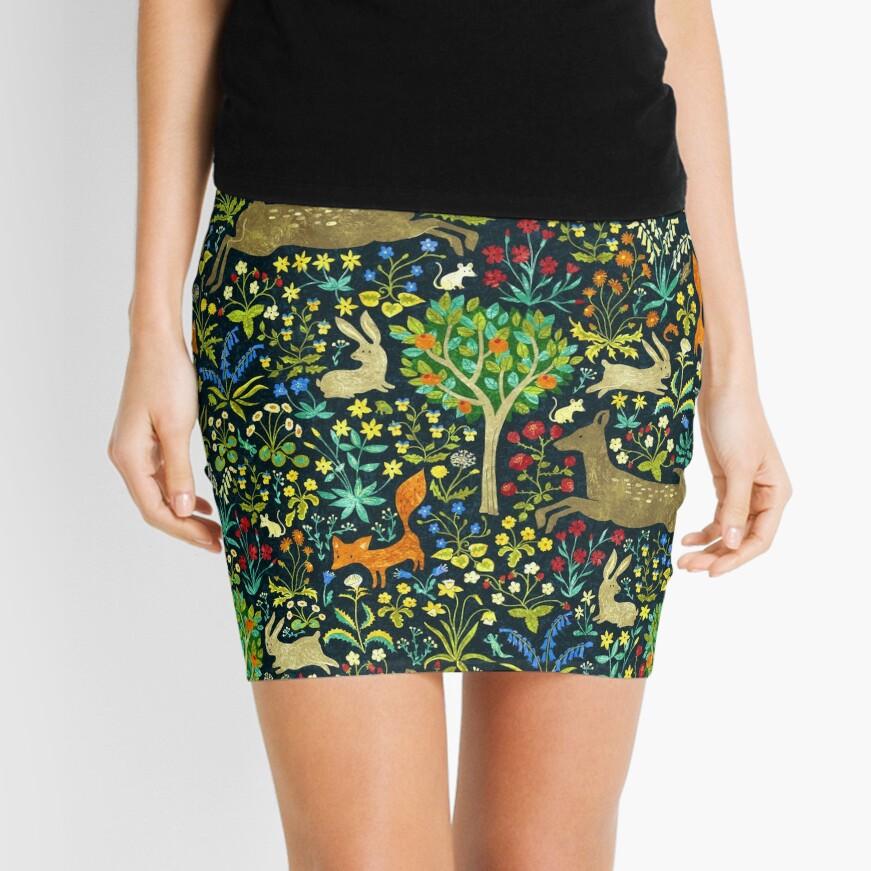 Arazzo Medievale Mini Skirt