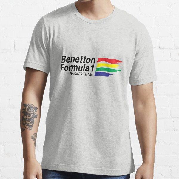 Benetton Formula 1 Racing Team T-shirt essentiel