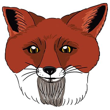 Fox by Nada-Nalani-Art