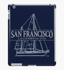San Francisco Sailing iPad Case/Skin