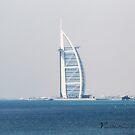 Burj Al Arab - Dubai - UAE by Yannik Hay