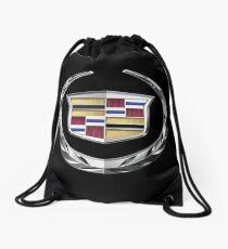 Cadillac Logo T shirt Original Official Drawstring Bag