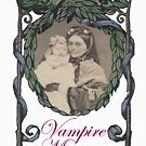 Victorian Vampire Maman with Baby by marlatoddkings