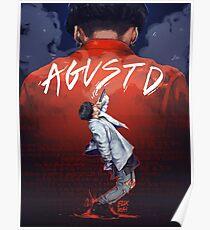 Póster Agust D