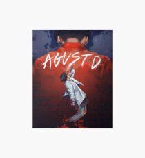 Agust D Art Board