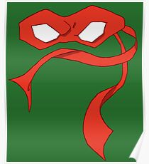 Raph Mask Poster
