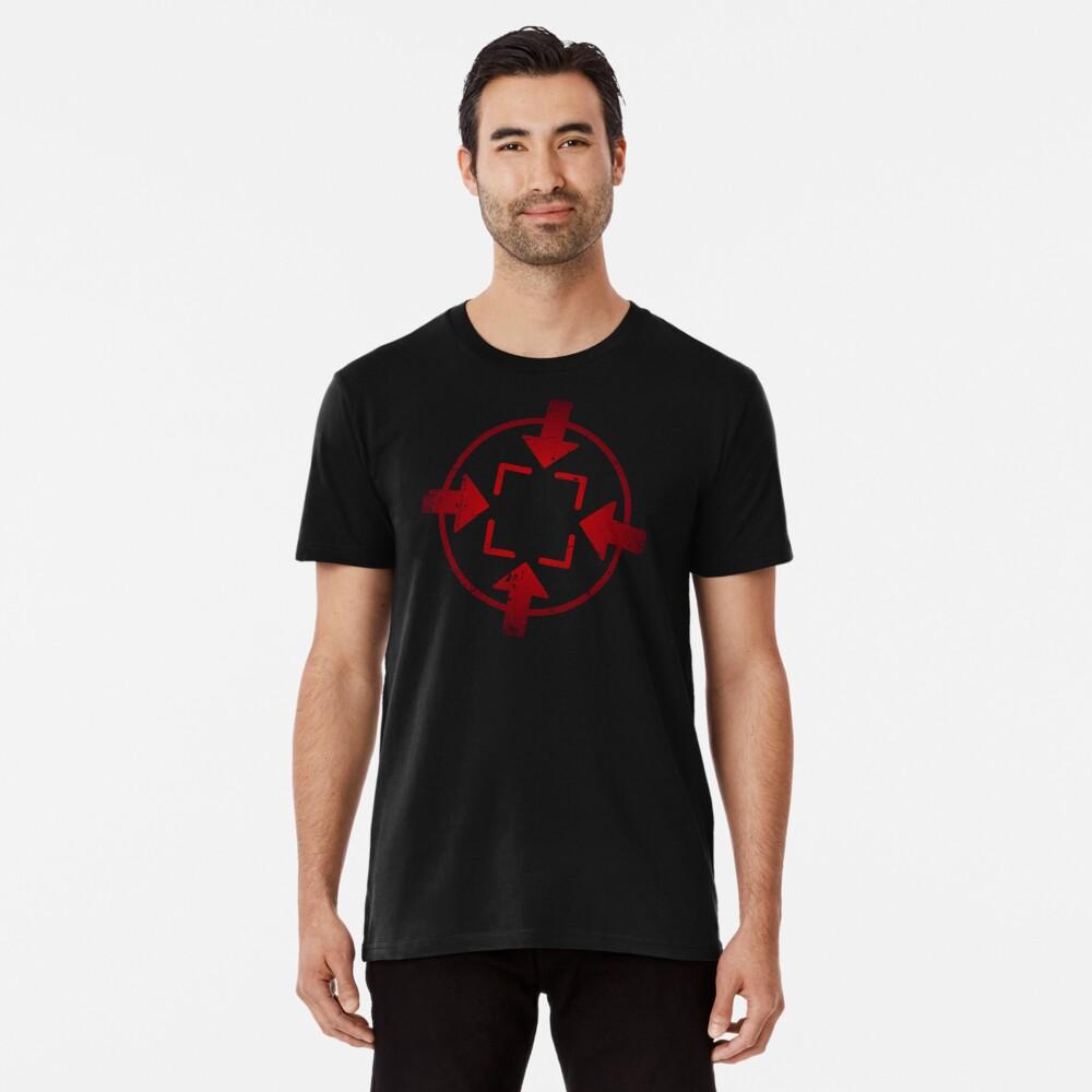 DZTV Solo Logo Premium T-Shirt