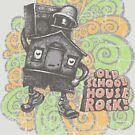 Old School House Rock by kg07