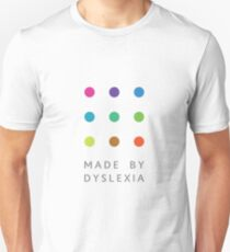 Made By Dyslexia Unisex T-Shirt