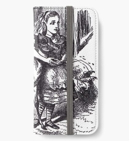 The Fawn iPhone Wallet
