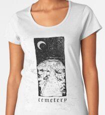 Cemetery  Women's Premium T-Shirt