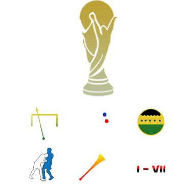 World Cup History by Dimman
