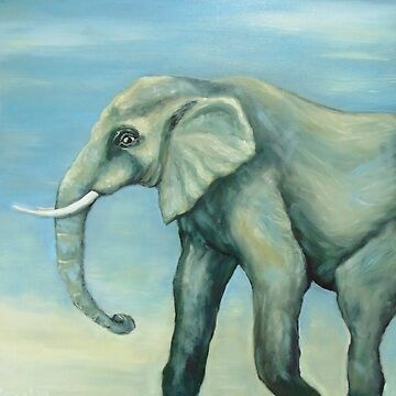 Elefant by Kuhtina