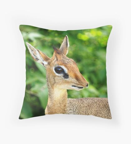 So Small Throw Pillow