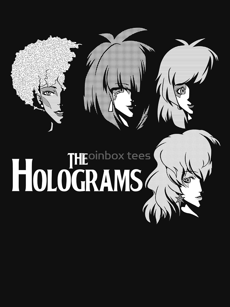 TShirtGifter presents: The holograms | Unisex T-Shirt