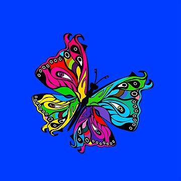 Butterfly Pop by POPWORX