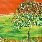 autumn colors by fuxart