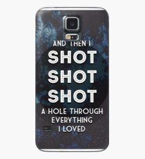 Shots Lyrics Case/Skin for Samsung Galaxy