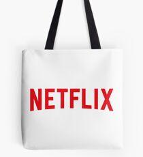 Netflix Tote Bag