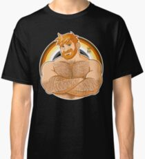ADAM LIKES CROSSING ARMS - BEAR PRIDE - GINGER EDITION Classic T-Shirt