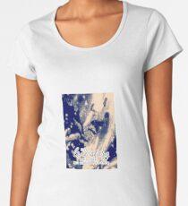 Gajeel x Levy Premium Rundhals-Shirt