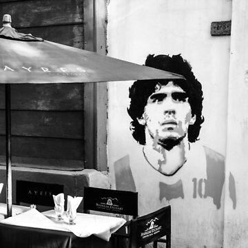 Maradona by isapvx