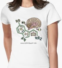 Serotonin Women's Fitted T-Shirt
