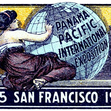 1915 San Francisco Exposition by historicimage