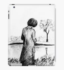 Wandering Alone  iPad Case/Skin