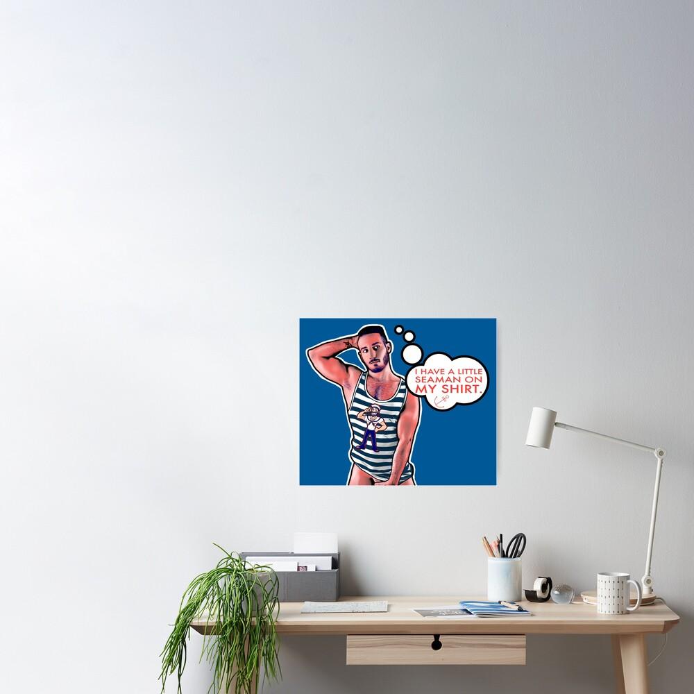 Little Seaman Poster