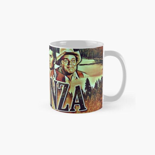 The Cartwrights from Bonanza Classic Mug