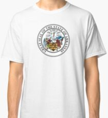 State Seal of Arkansas  Classic T-Shirt