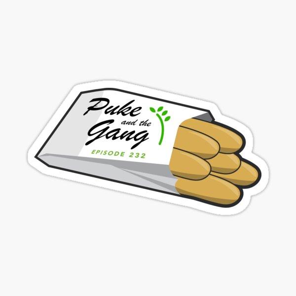 Breadsticks Sticker
