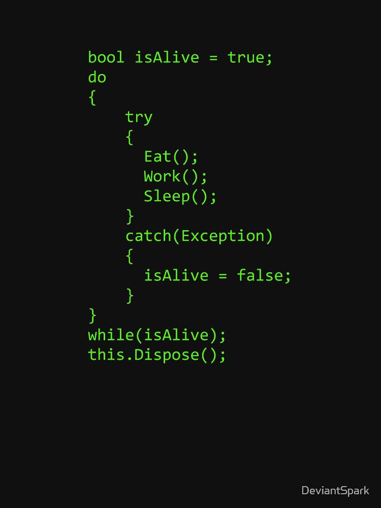 Life - Written in C# by DeviantSpark