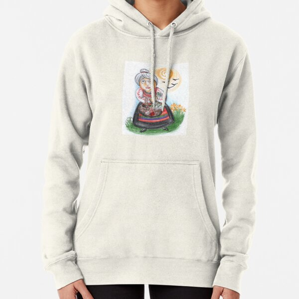 Baba Marta Pullover Hoodie